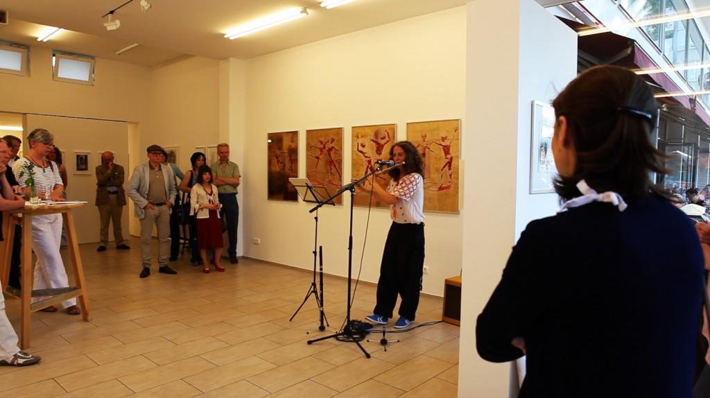 Galerie Pamme Vogelsang 27.06