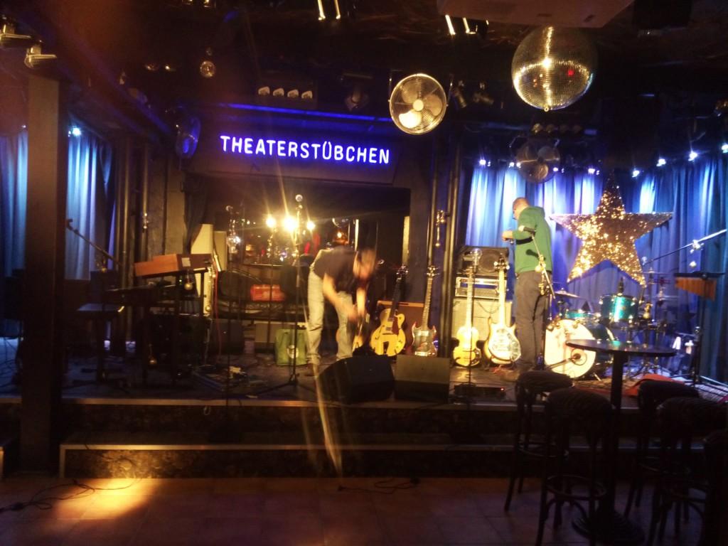 Erdmöbel Theaterstübchen Kassel  2015